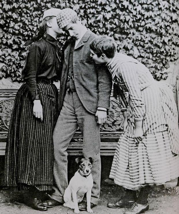Молодежь XIX - начала XX века (18 фото)