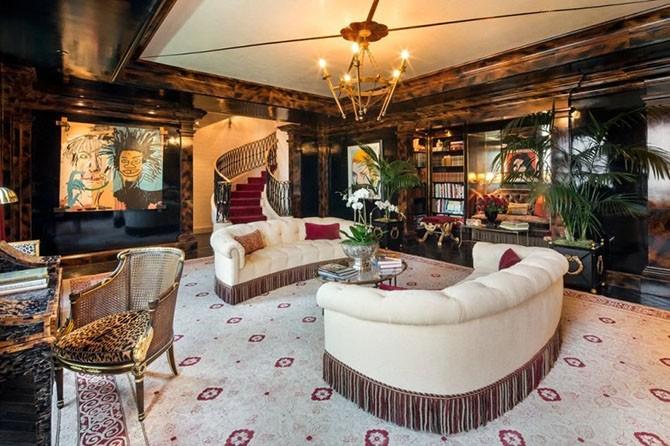 Роскошный пентхаус Tommy Hilfiger'а за 75 миллионов долларов (16 фото)