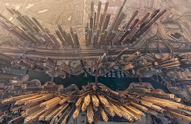 Самые потрясающие виды с высоты птичьего полета (20 фото)