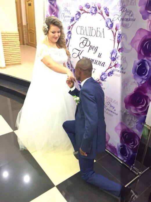 В Благовещенске заключили 33-й за этот год интернациональный брак (3 фото)