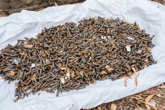 Житель Якутии получит награду за сдачу найденных патронов (4 фото)