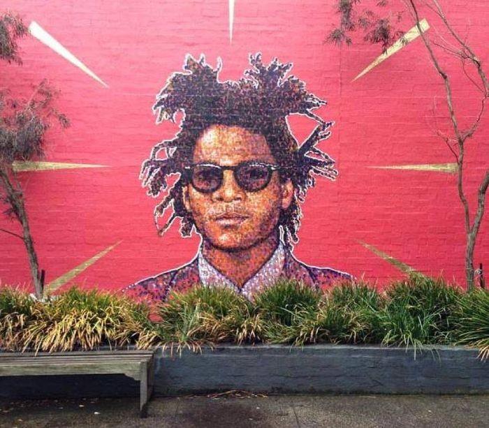 Восхитительное уличное искусство (22 фото)