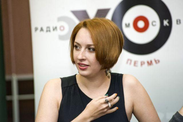 Нападение на ведущую радиостанции «Эхо Москвы» (6 фото)