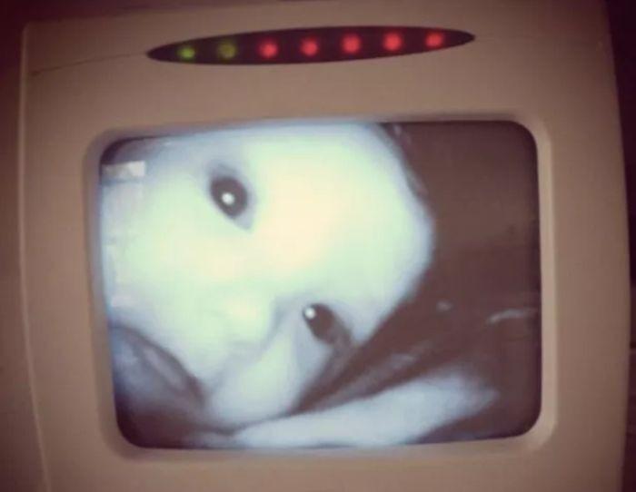 Дети на камерах видеонаблюдения (19 фото)