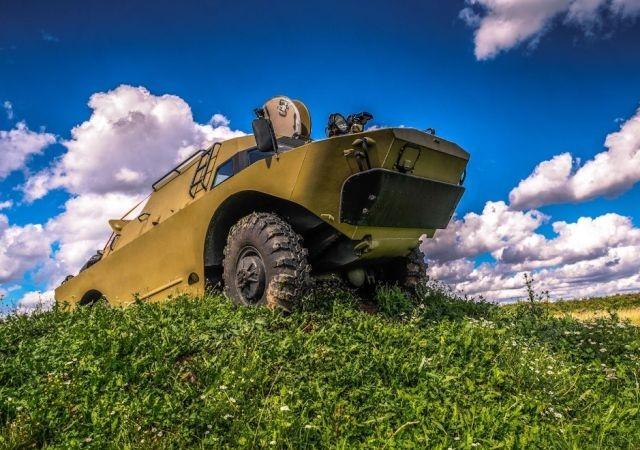 Броневик БРДМ-2 за 3,2 миллиона рублей (7 фото)