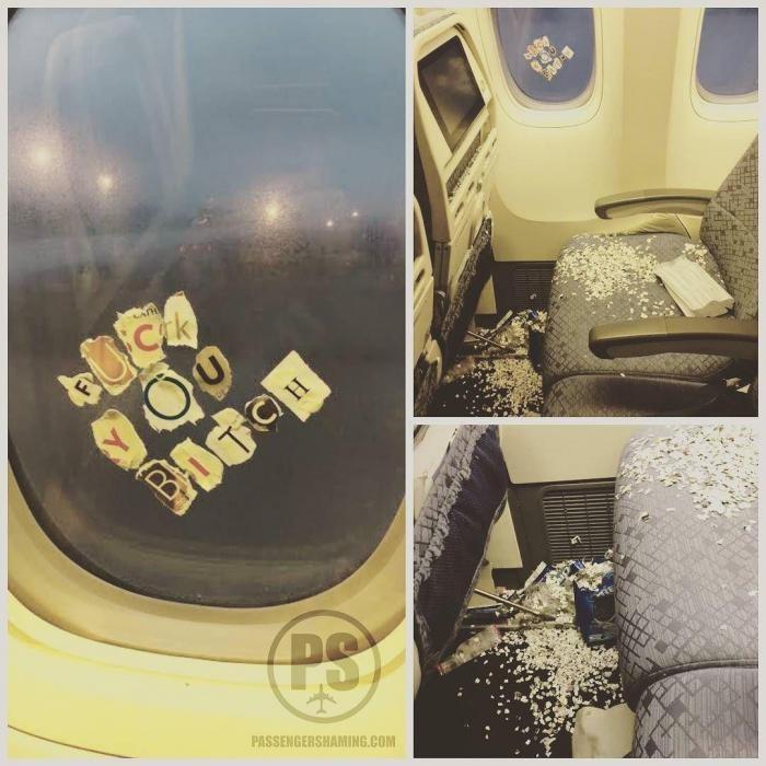 Бывшая стюардесса показывает неловкие поступки авиапассажиров (19 фото)