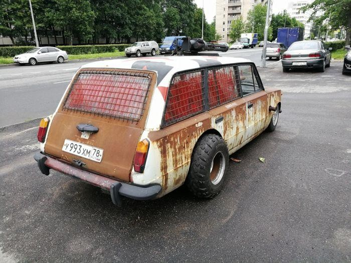 Mad Max Russian Edition (5 фото)