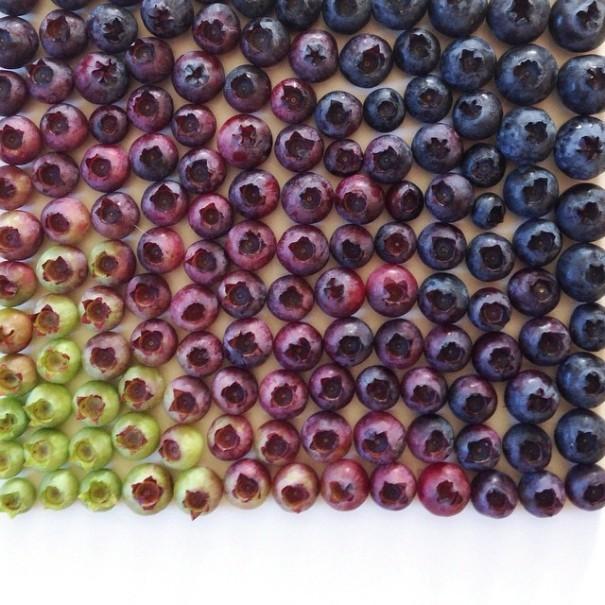 Радужный продуктовый перфекционизм (15 фото)