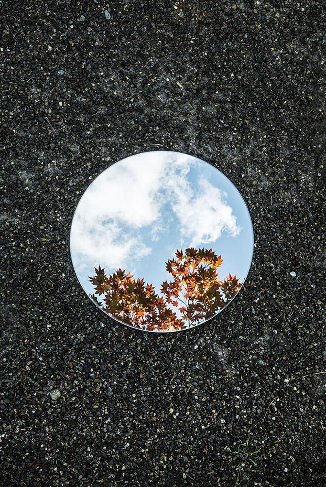 Симметрия и тишина в проекте «Отражения» (10 фото)