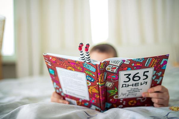 Забавные закладки для книг (15 фото)
