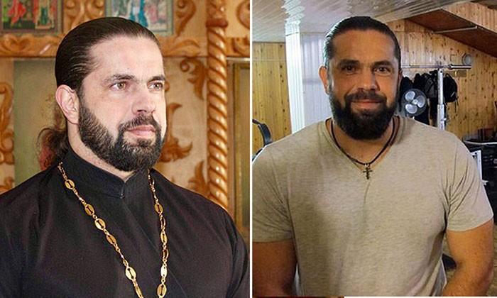 Максим Пастухов – настоятель храма и бодибилдер в одном лице (10 фото)
