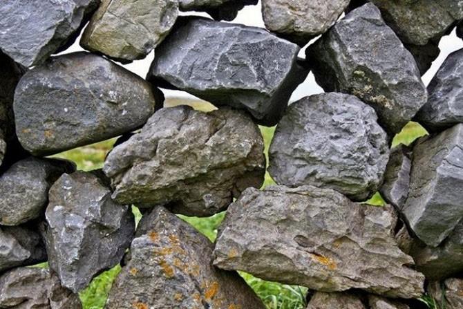 Каменные стены в Ирландии (15 фото)