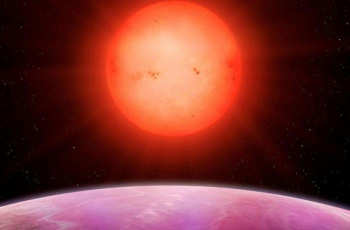 Ученые неожиданно обнаружили гигантскую планету (2 фото)