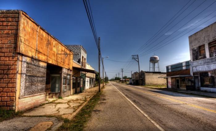 Города-призраки, куда не сунешься без костюма химзащиты (7 фото)