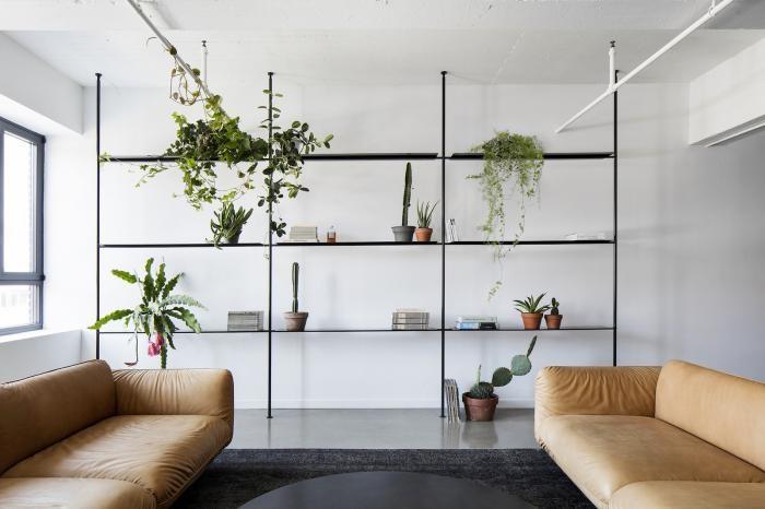 Интерьер квартиры в центре Монреаля (15 фото)