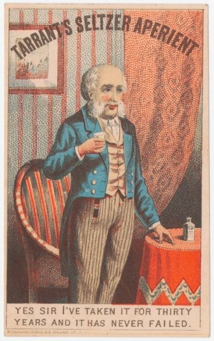 Какой была реклама конца XIX – начала ХХ века (10 фото)