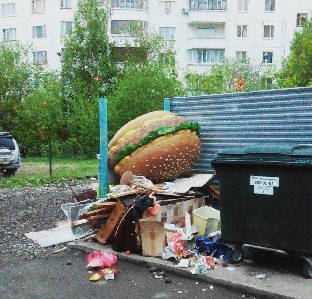 Забавные фото с российских просторов (35 фото)