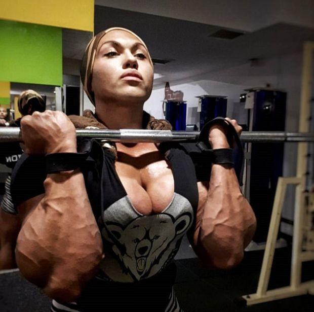 Наталия Трухина (Кузнецова) вернула прежнюю форму (7 фото)