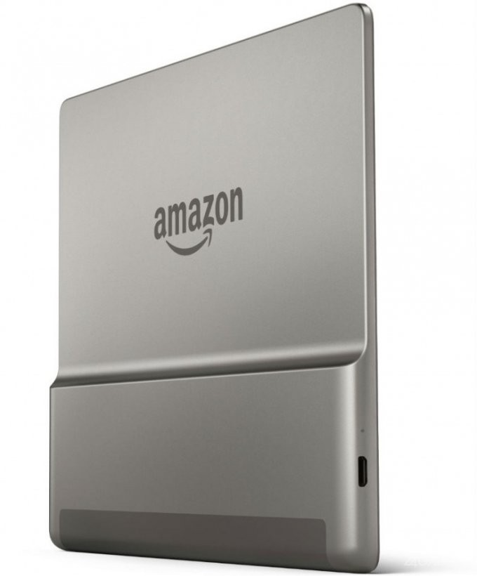 Amazon Kindle Oasis - водонепроницаемый ридер с модулем сотовой связи (4 фото)