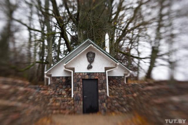Жуткий дом-музей (15 фото)