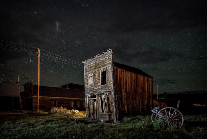 Боди – город-призрак в США (17 фото)