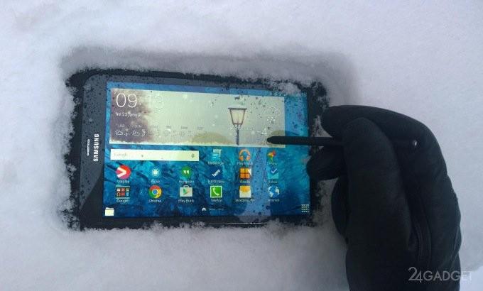 Galaxy Tab Active 2 — новый защищённый планшет от Samsung (5 фото)