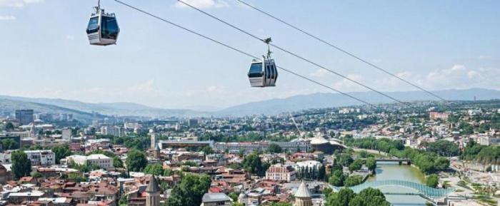 8 причин побывать в Грузии (4 фото)