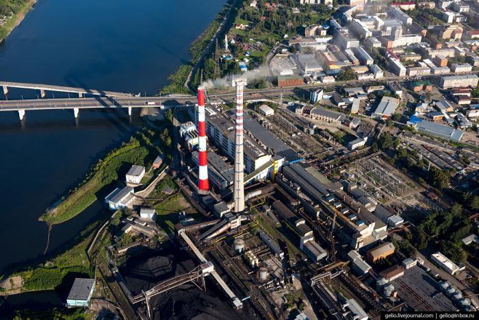 Кемерово с высоты (70 фото)