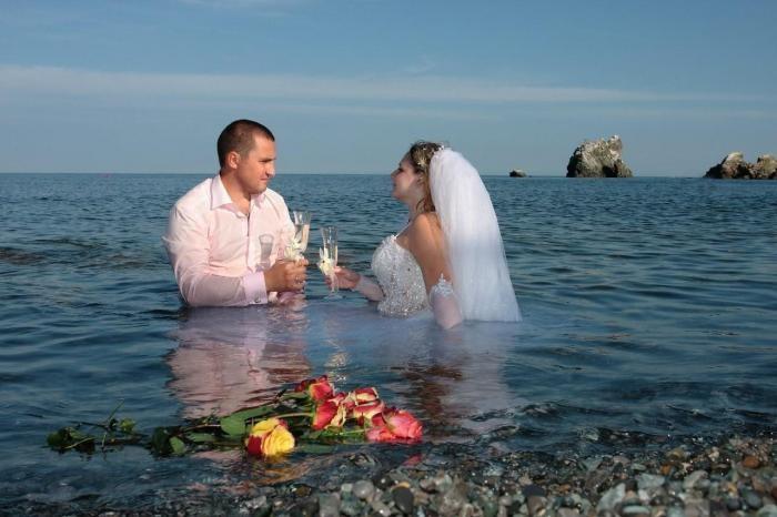 Совет да любовь, да фото с русских свадеб (22 фото)