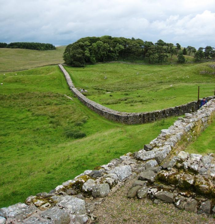Известные стены мира (8 фото)