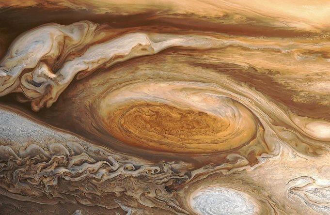 Любопытные факты о Юпитере (11 фото)