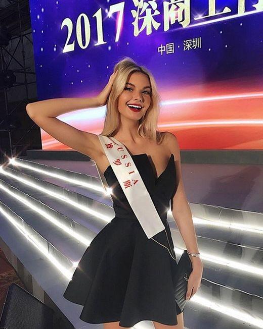 Модель, представлявшая Россию на конкурсе «Мисс Мира-2017» (20 фото)