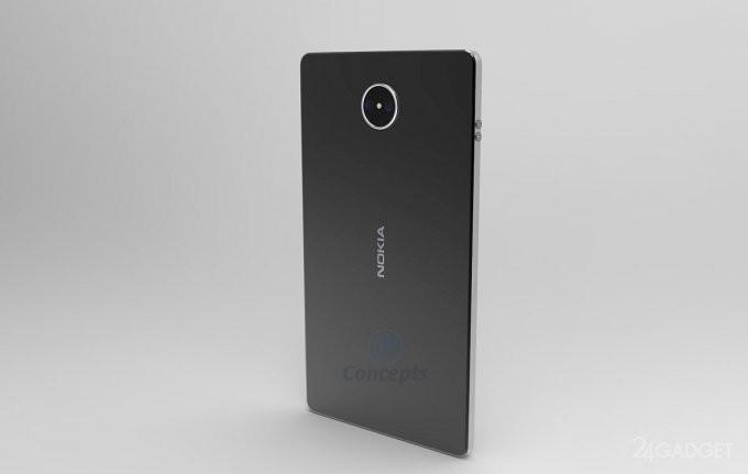 Флагманский смартфон Nokia 11 с огромным дисплеем (9 фото + видео)