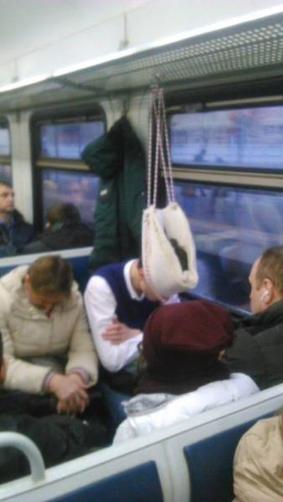 Люди проявляют смекалку (30 фото)