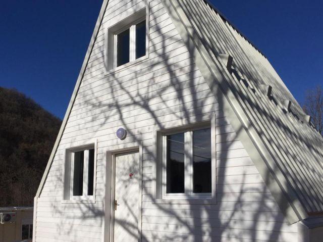 Создан складной дом, который можно установить всего за 6-7 часов (8 фото)