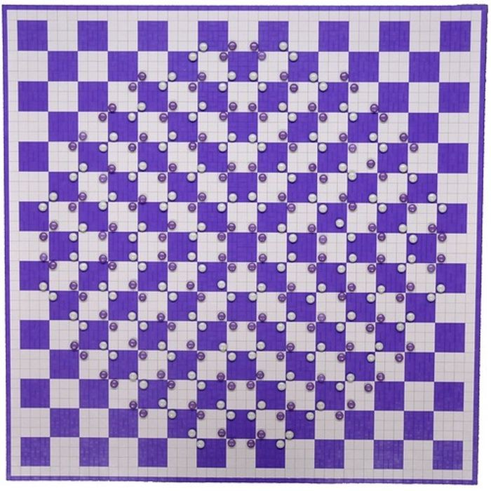 Удивительные оптические иллюзии (9 фото)
