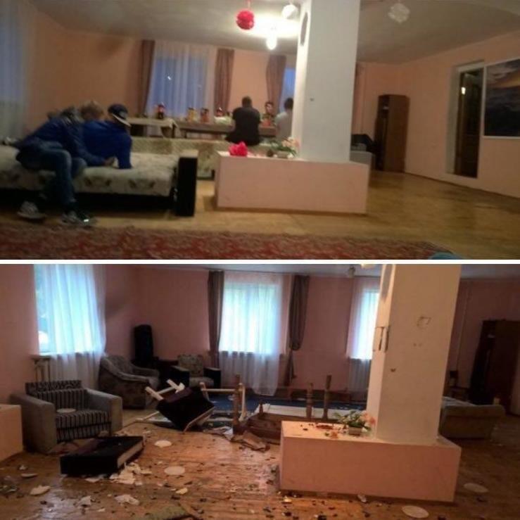 Сдаете квартиру посуточно? Тогда это скоро случится и с вами(24 фото)
