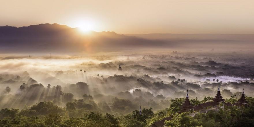Победители конкурса панорамной фотографии Epson International Pano Awards(25 фото)