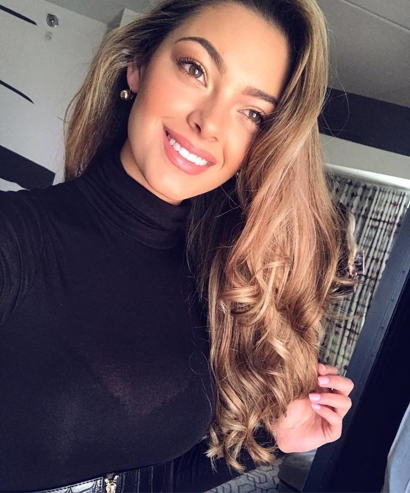 """Самые обворожительные фото """"Мисс Вселенная-2017"""""""