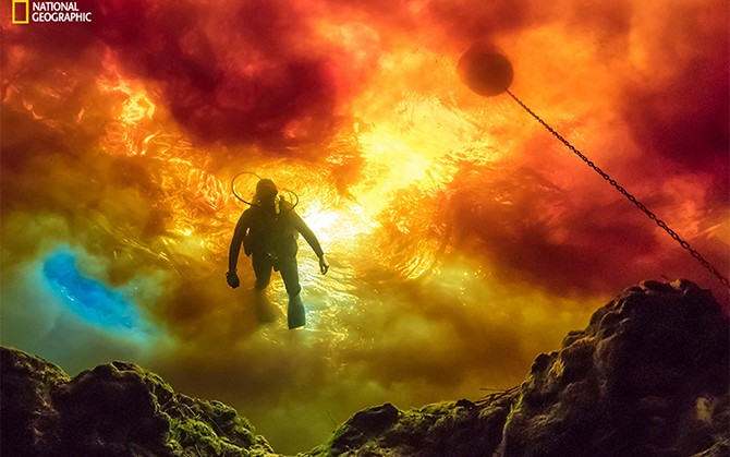 Фотоконкурс от National Geographic (10 фото)