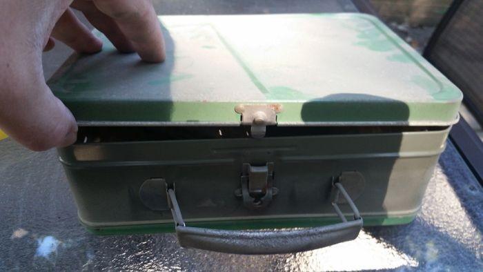 Приятный сюрприз в старом чемодане (12 фото)