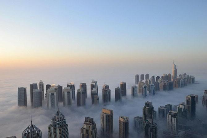 Как изменился Дубай за 60 лет (18 фото)