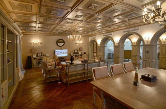 Дом за 3 миллиарда рублей на Рублевке (8 фото)
