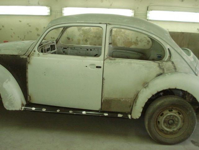 Второе рождение Volkswagen Beetle (24 фото)