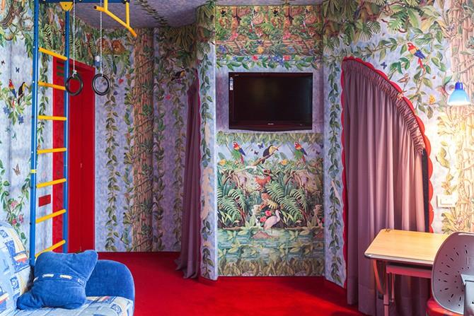 Дом Алладина в Москве (12 фото)
