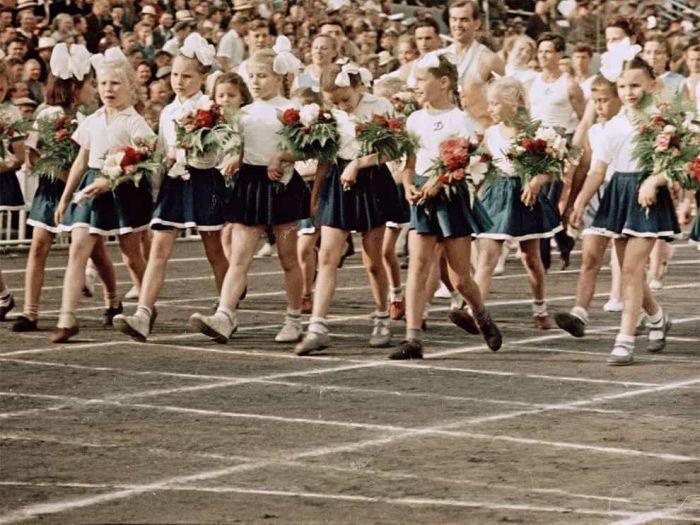 Ностальгические фото Семёна Фридлянда (30 фото)