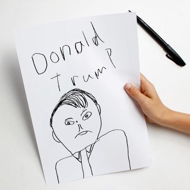 Отец претворяет в жизнь рисунки своих детей (26 фото)
