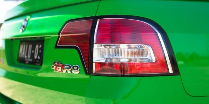 HSV Maloo R8 - удивительный автомобиль из Австралии (20 фото+видео)