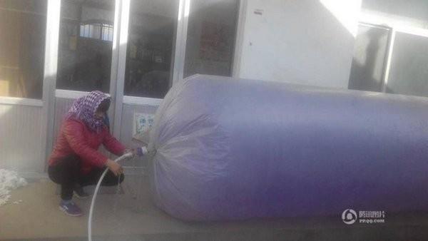 Доставка газа (5 фото)