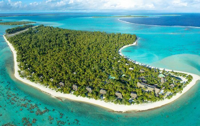 Частные острова для отдыха мечты (6 фото)